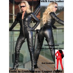 Black Fashion Corset SiamesedCatsuit