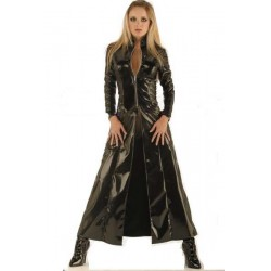 Manteau de vinyle de style (matrice)